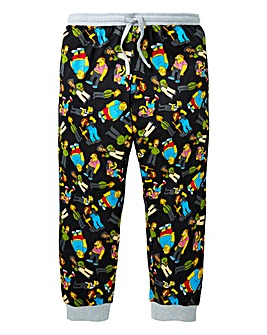 The Simpsons Cuffed Loungepants