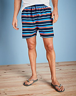 Capsule Multi Stripe Swimshorts