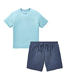 Capsule Mint Pyjama Set