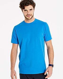 Capsule Blue Crew Neck T-shirt R
