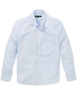 Capsule Stripe L/S Oxford Shirt R
