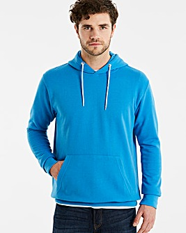 Capsule Cobalt Over Head Hoody L