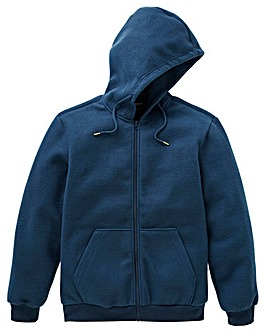 Capsule Navy Fleece Hoody