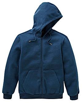 Capsule Navy Fleece Hoody