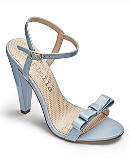 Paper Dolls Esme Single Strap Sandal D