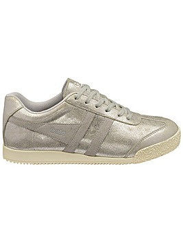 Gola Harrier Metallic ladies trainers