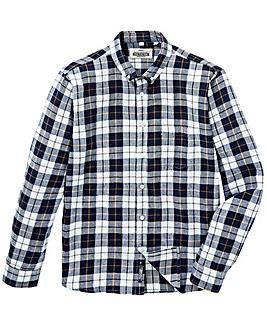 Jacamo L/S Flannel Shirt Long
