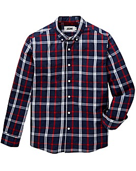 Jacamo Mast L/S Check Shirt Regular