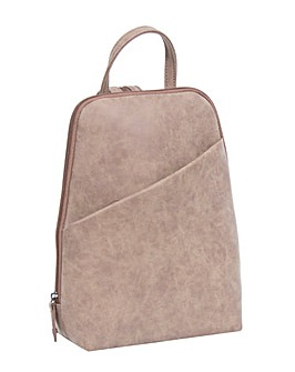 Piace Molto PU Medium Backpack