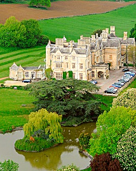 Dumbleton Hall One Night Break for Two