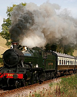 West Somerset Railway Rover Family Pass