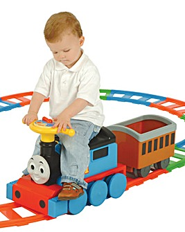 Thomas Battery Operated Train & Track