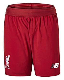 New Balance Liverpool Home Junior Short