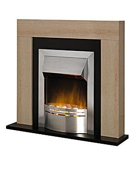 Dimplex Marbello Electric Fire Suite