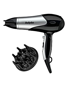 BaByliss 2100W Dry & Curl Hairdryer