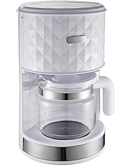 JDW Diamond White Coffee Maker
