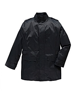 Black Label By Jacamo Shower Jacket R