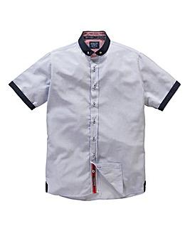 Bewley & Ritch Havis White Shirt