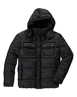 Jack & Jones Gary Black Jacket