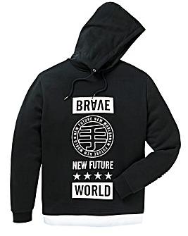 Label J Brave world Layer Sweat Long