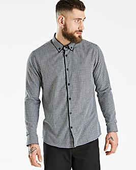 Black Label Black L/S Shirt L