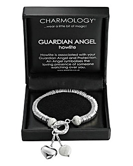 Charmology Jump-ring Gemstone Bracelet