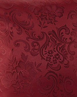 Damask Lined Curtains