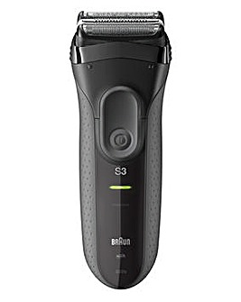 Braun Series 3 3000s Rechargeable Shaver
