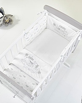 Winnie The Pooh Crib Set 3 Pc Set