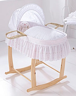 Clair de Lune Moses Basket Bundle