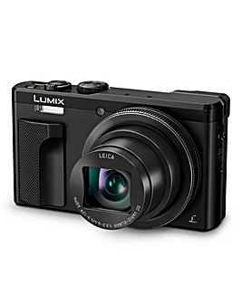 Panasonic DMC-TZ80 4K Black Camera