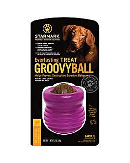 Starmark Everlasting Groovy Ball Large