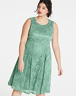 Lovedrobe Corded Lace Dress
