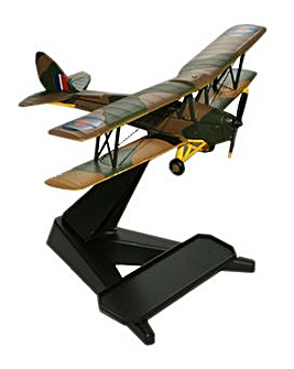 Oxford Die Cast RAF DH Tiger Moth