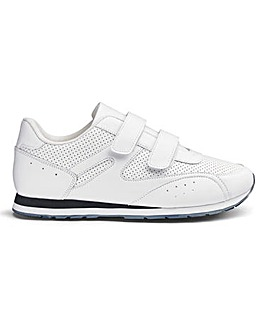 Cushion Walk Touch and Close Trainers