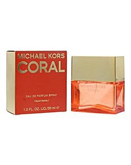Michael Kors Coral 30ml Eau de Parfum