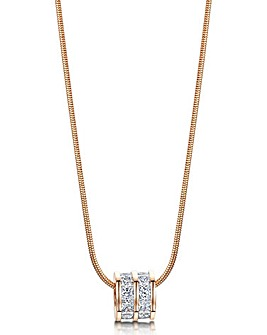 Buckley London Cube Charm Pendant