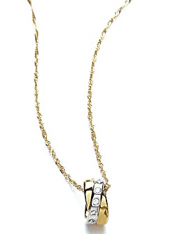 Buckley London Crystal Pendant