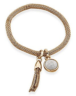 Buckley London Carnaby Bracelet Gold