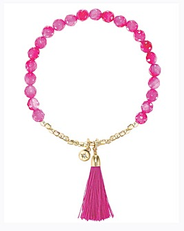 Buckley Covent Garden Bracelet Fuchsia