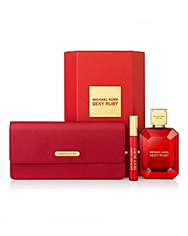 Michael Kors Sexy Ruby Gift Set