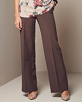 Wide Leg Trousers Length Short