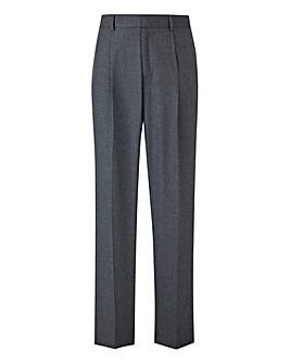 W&B London Pleat Front Reg Fit Trousers