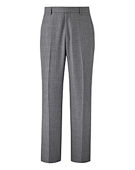W&B London Slim Fit Check Trousers