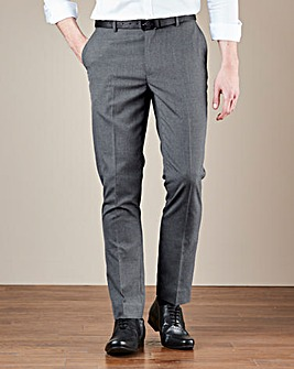 W&B London Plain Front Reg Fit Trousers