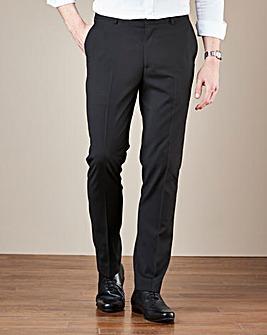 W&B London Plain Front Stretch Trouser
