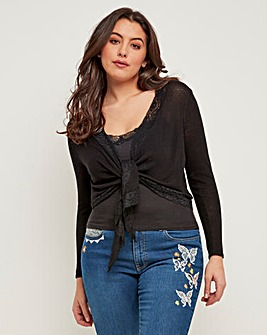 Joe Browns Pretty Lace Shrug