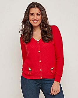 Joe Browns Cherrylicious Cardigan