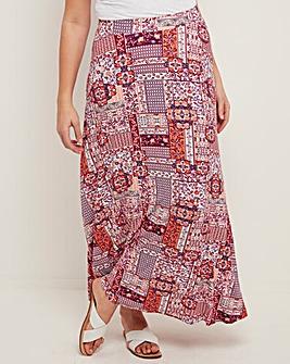 Joe Browns Elegant Jersey Maxi Skirt