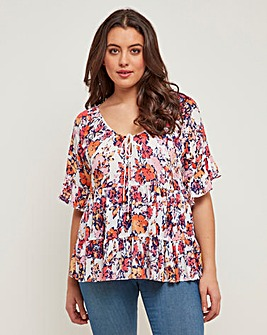 Joe Browns Floral Gypsy Blouse